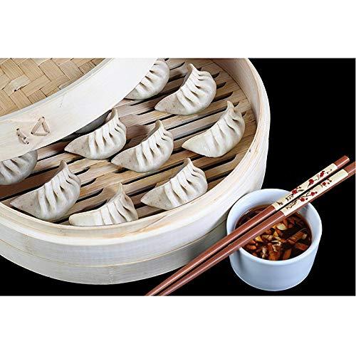 Yumbau Dimsum - Weiß (Teigtaschen mit Schwein & Frühlingszwiebel), TK, 500 g, 24 St