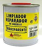 Promade - Limpiador Reparador para Muebles de Madera (375 ml, Transparente)