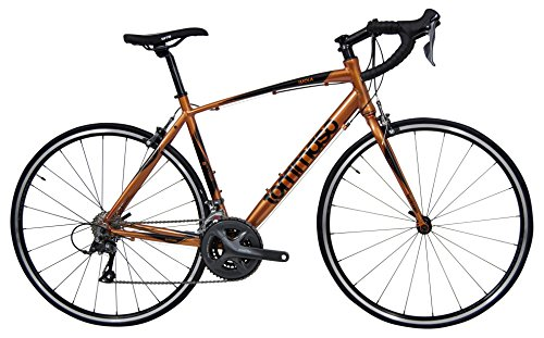 Tommaso Imola Endurance Aluminum Road Bike, Shimano Claris R2000, 24 Speeds – Burnt Orange – Small