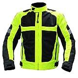 Estate Moto Uomo Donna Giacca Moto Protettiva Giacca Uomini Racing Riflettente Oxford Abbigliamento Moto Giacche Giacca 2XL
