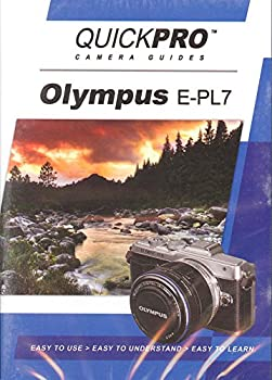 Olympus E-PL7 Instructional DVD by QuickPro Camera Guides