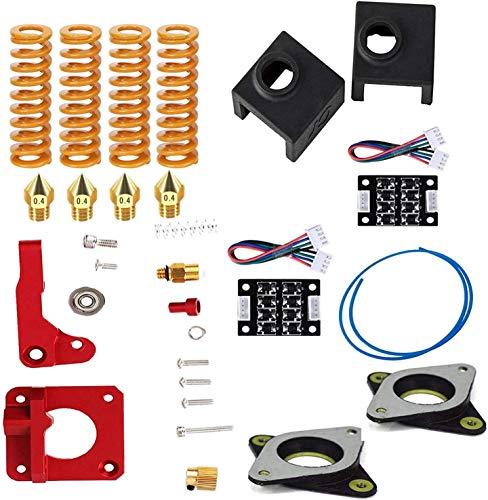 Para impresora 3D Binchil Accesorios de impresión 3D Muelles Extrusora Tubo de...