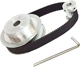 gt2 timing belt idler pulley with bearing