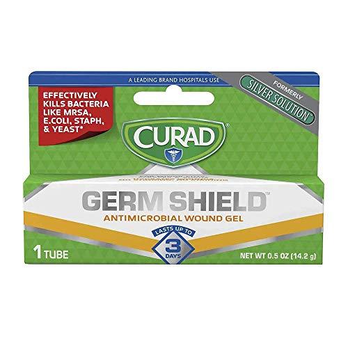 Curad - CUR45951RB Germ Shield Antimicrobial Gel...