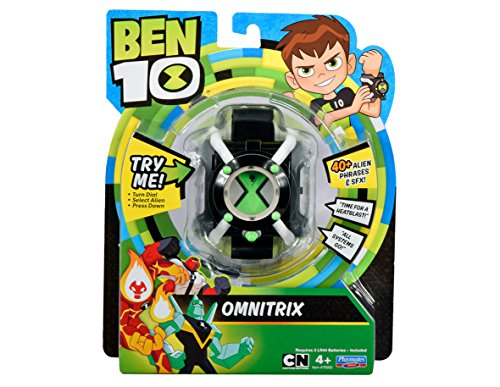 Ben 10 Reloj Basic Omnitrix Eng IC