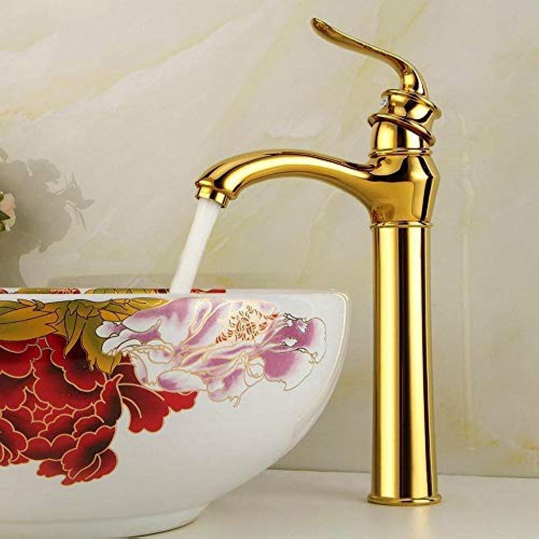 Rmckuva Waschtischarmaturen Bad Wasserhahn Moderne Einhebel Wasserhahn Messing Spiegeleffekt Mischer Gebogen Gold