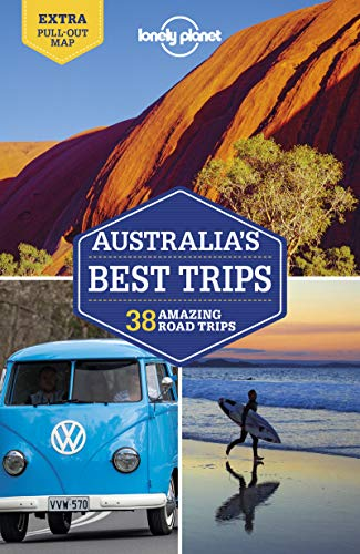 Lonely Planet Australia\'s Best Trips (Trips Country)