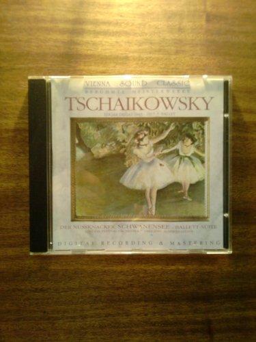 "Tschaikowsky - \""Der Nussknacker\"" - \""Schwanensee - Ballett-Suite\"". Berühmte Meisterwerke"