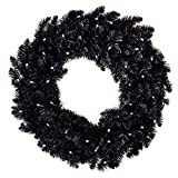 "Hallmark Keepsake Christmas Ornament Black Lights, 30"", Star Galaxy Wreath"