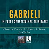 Gabrieli: In Festo Sanctissimae Trinitatis