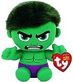 Ty Incredible Hulk Plush, Green/Purple, Regular