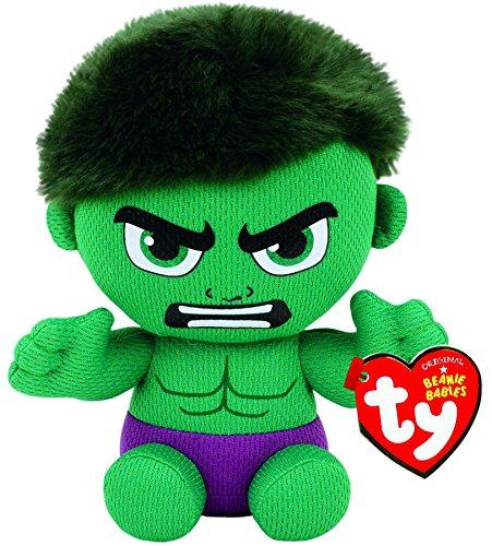 "Marvel TY Hulk Beanie 7 ""Peluche"