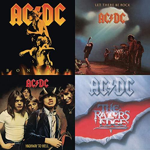 AC/DC: grandes éxitos