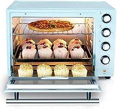 GJJSZ-Four électrique-Intelligent Four mécanique,Fonction Cuisson/Pain grillé/Barbecue,6 Tubes Chauffants,Grande capacité ...