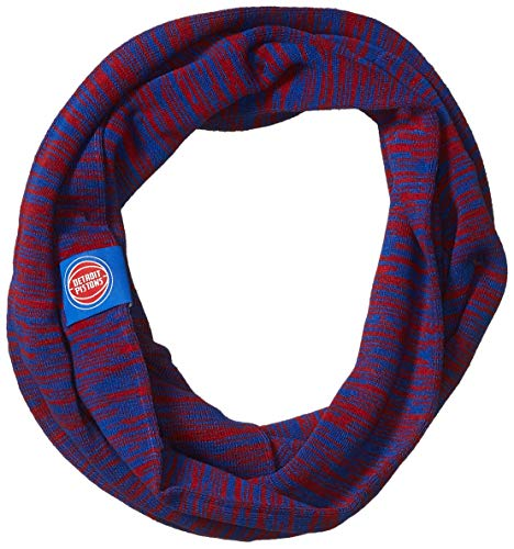 FOCO NBA Damen Colorblend Infinity Schal, Damen, COLORBLEND INFINITY SCARF, Teamfarbe, Einheitsgröße