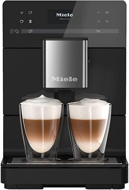 Macchina caffè e cappuccino miele cm 5310 obsw, macchina caffè automatica, 1.5 kw 29531020