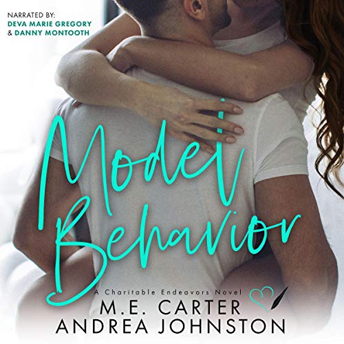 Model Behavior audiobook cover art