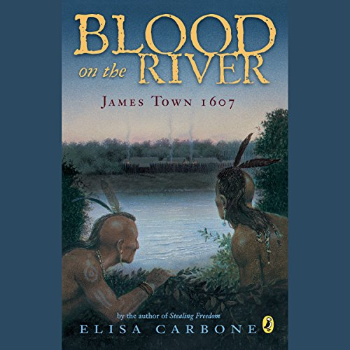Page de couverture de Blood on the River
