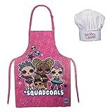 Set Cuoco Chef da Cucina - LOL Surprise Dolls - Grembiule e Cappello - Bambina - LO0372