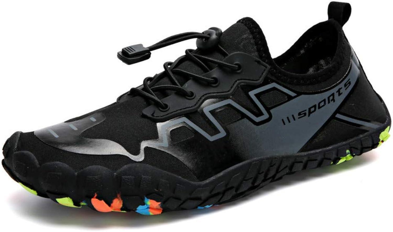 METSK Outdoor five-finger hiking shoes running shoes couple beach swimming shoes wading shoes