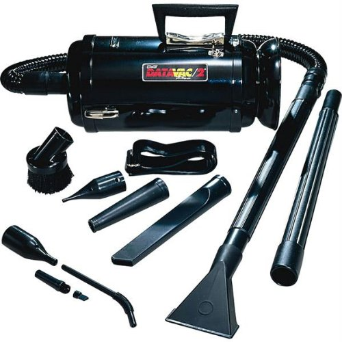 Sale!! MetroVac 1.17 PHP DataVac Pro Series Vacuum/Blower Unit with Variable Control, 120-Volt - Cor...