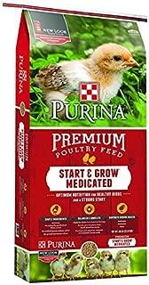Purina Animal Nutrition Start N Grow w/AMP 0125 Crumbles 50lbs