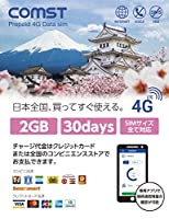 2GB/30日プラン