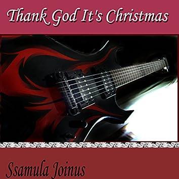 Thank God It's Christmas