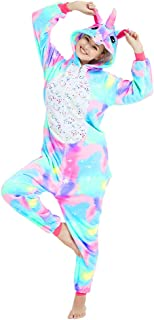 colorful unicorn onesie