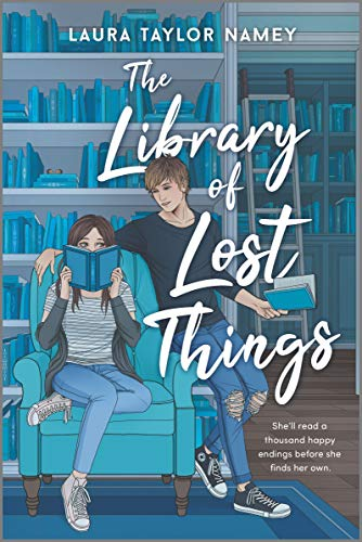 The Library of Lost Things (Engl...