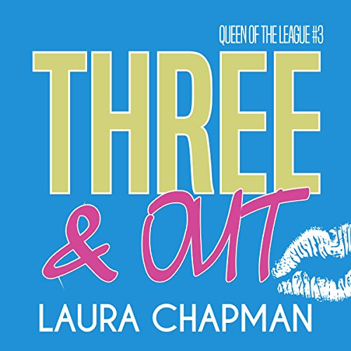 Three & Out audiobook cover art