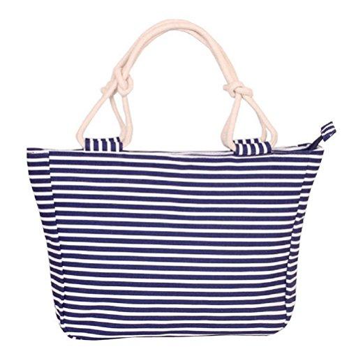 Samanthajane Clothing Strandtasche, Damen, Sommer, Canvas Gr. Large, 15