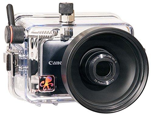 Ikelite 6148.21 Carcasa submarina para cámara - Carcasa acuática para cámaras (180 x 130 x 130 mm, 1,3 kg)