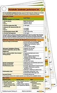Metabolic Syndrome pocketcard set by B??rm Bruckmeier Publishing (2008-10-01)