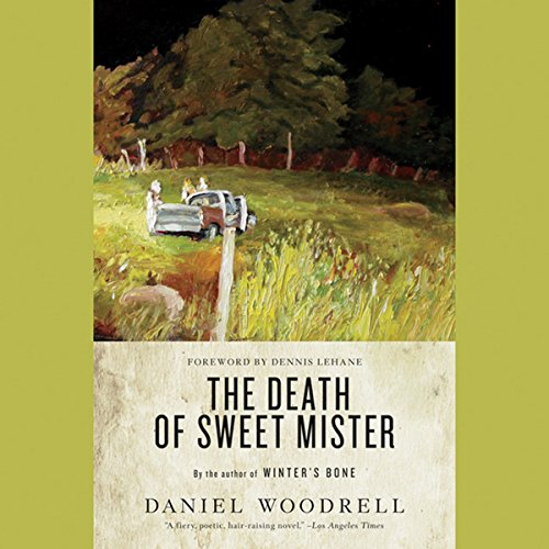 The Death of Sweet Mister audiobook cover art