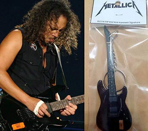 Schlüsselanhänger Gitarre Esp Kh2 Kirk Hammett Signature Metallica