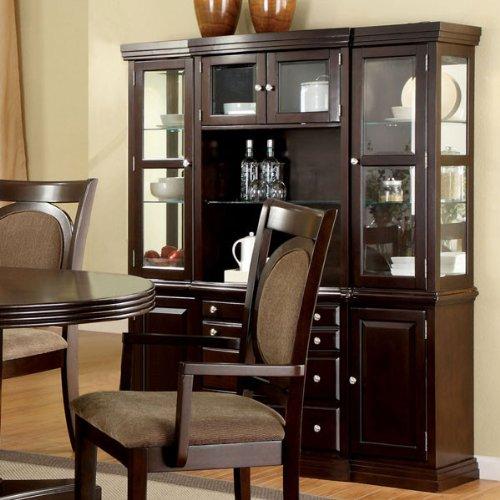 247SHOPATHOME china-cabinets, Brown