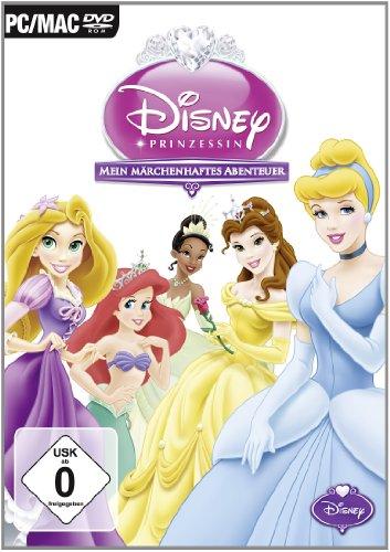 Preisvergleich Produktbild Disney Prinzessin - Mein Märchenhaftes Abenteuer PC+MAC)