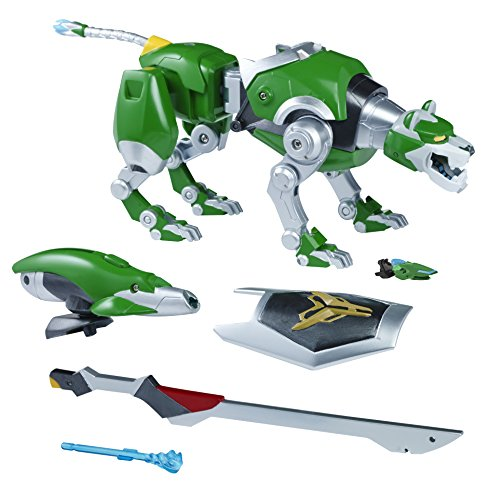 Voltron Legendary Defender Action Figure Green Lion