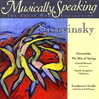 Conductor's Guide to Stravinsky's Petrouchka & The Rite of Spring cover art