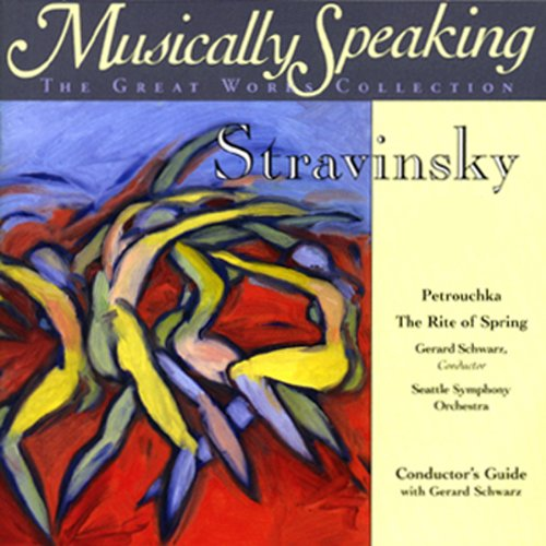 Conductor's Guide to Stravinsky's Petrouchka & The Rite of Spring audiobook cover art