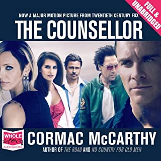 The Counsellor cover art