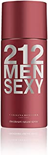 212 SEXY MAN DEO SPRAY 150ML