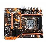 BoBoLily Paquete de la tarjeta madre,Placas base,X99 ATX 4 DDR4...