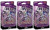 Yu-Gi-Oh! Cards: Shaddoll Showdown Structure Deck (3 Decks)