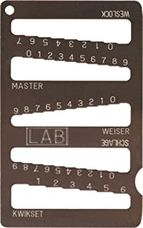 LAB LKG001 5 N 1 Key Gauge