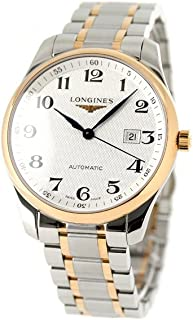 Longines Master Silver Dial Stainless Steel Men's Watch L28935797