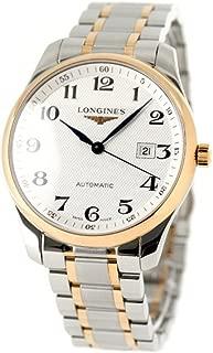Longines Master 系列雙色自動男式手表 L28935797
