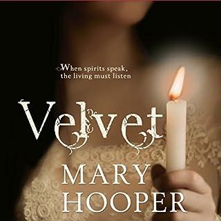 Velvet audiobook cover art