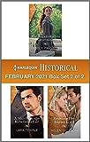 Harlequin Historical February 2021 - Box Set 2 of 2 (English Edition)
